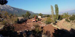 Antalya Kaş Yeşilbarak Köyü
