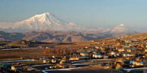 Ağrı Doğubeyazıt Somkaya Köyü