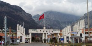 Antalya Kemer Göynük Beldesi