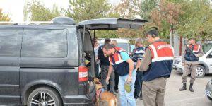 Polis Ve Jandarma Aksaray'da Kuş Uçurmuyor