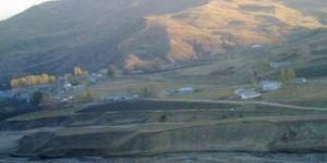 Ağrı Eleşkirt Aşağıkopuz Köyü
