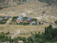 Tunceli Bozağaç Köyü