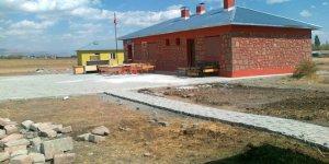 Ağrı Eleşkirt Salkımlı Köyü