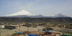 Ağrı Eleşkirt Uzunyazı Köyü