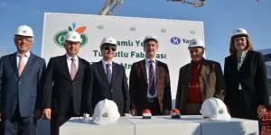 Turgutlu'ya Yaşar Holding'ten 50 Milyonluk Yatırım