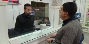 Erzincanlılar Döviz Bozdurmaya Koştu