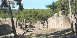 Antalya Manavgat Bucakşeyhler Köyü