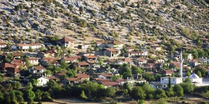 Antalya Manavgat Çaltepe Köyü