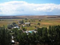 Ağrı Çukurçayır Köyü