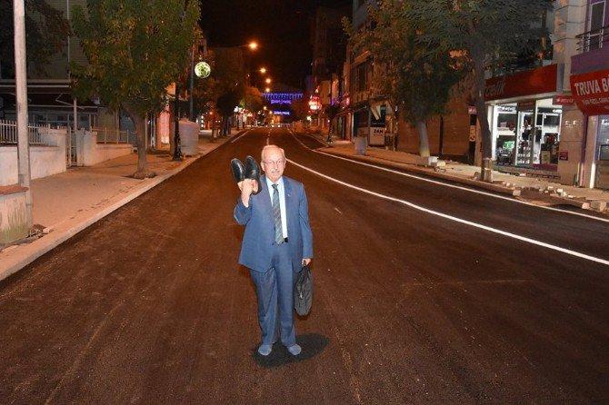 Çorapla Gezen Chp'li Başkan'a Ak Partili Başkan'dan Videolu Cevap