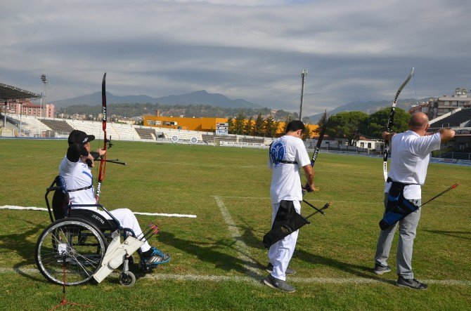 Amatör Spor Haftası Okçuluk Müsabakaları Tamamlandı