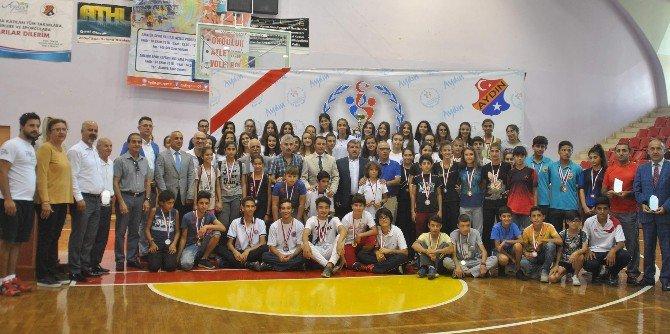 Aydın'da Sporun En'leri Ödüllendirildi
