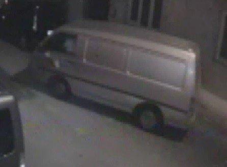 Saniyelik Araba Hırsızlığı Kamerada