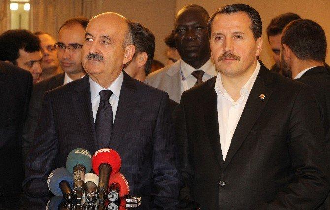 Çalışma Bakanı Müezzinoğlu'ndan 'Emeklilere Promosyon' Açıklaması