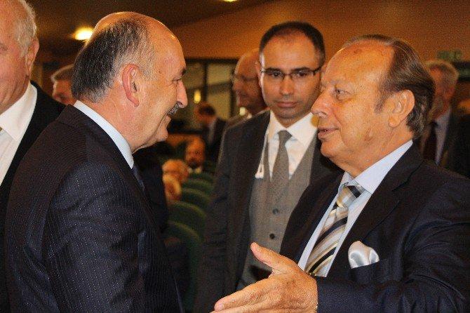 Bakan Müezzinoğlu, Deniz Ticaret Odası Meclis Toplantısı'na Katıldı