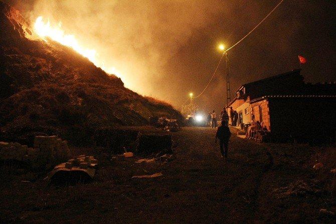 Chp'li Vekilden Başbakan Yıldırım'a Ketendere Yangınıyla İlgili Soru Önergesi