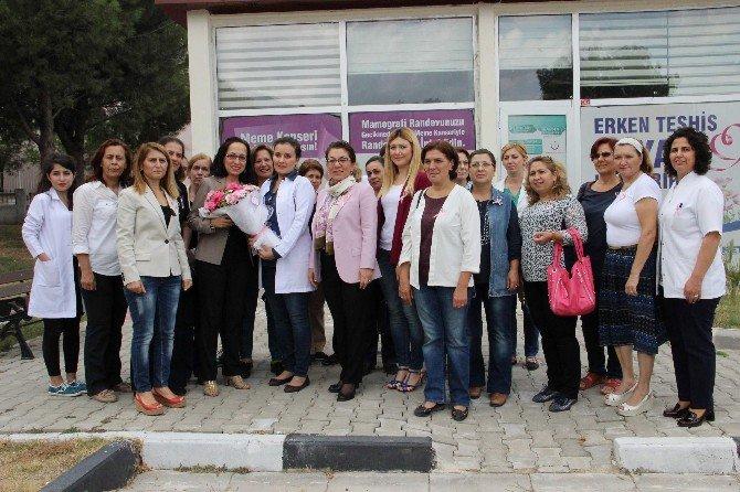 Chp'li Doktor Vekilden Kadınlara Kanser Taraması