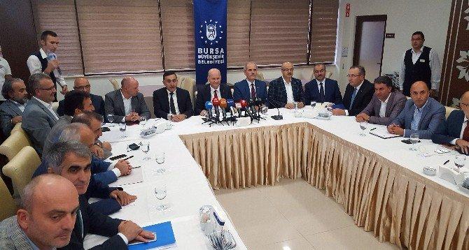 Cumhurbaşkanı Erdoğan Toplu Açılış Töreni İçin Bursa'ya Geliyor