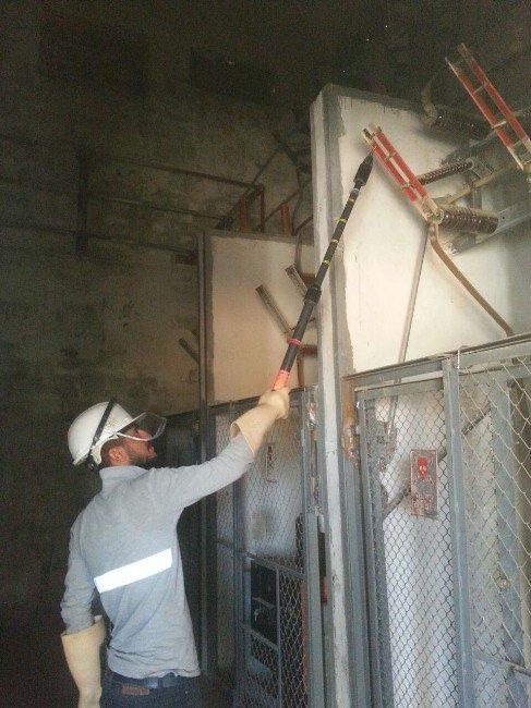 Mardin'de Dicle Elektrik Kış Hazırlıklarını Tamamladı
