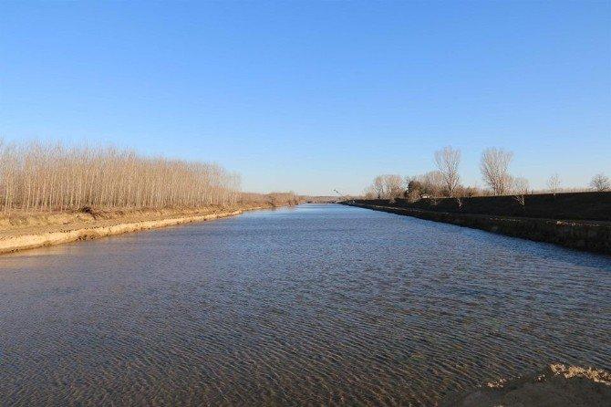 Edirne'de Nehir Taşkınları Tarihe Gömülecek