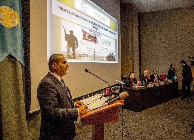 Suriye Türkmen Meclisi Başkanı Dr. Emin Bozoğlan: