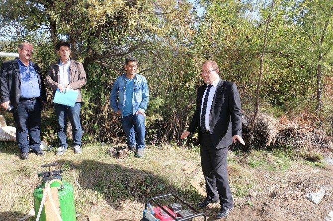 Genç Çiftçi Projesi İlk Meyvelerini Vermeye Başladı