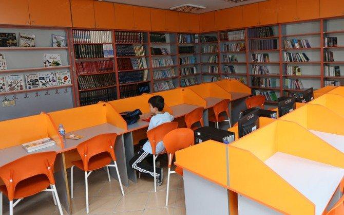 Bilgi Evleri'nden İlk Ve Ortaokul Öğrencilerine Destek