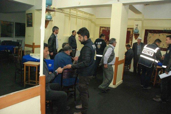 Gürün'de Genel Güvenlik Ve Asayiş Uygulaması Yapıldı