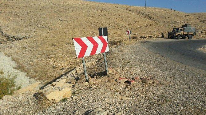 Hozat-pertek Karayolu Üzerine Döşenen Kablo İmha Edildi