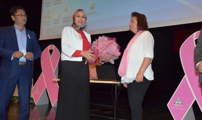 Bilecik İbn-i Sina Mesleki Ve Teknik Anadolu Lisesi'nde Kanser Farkındalık Ayı Etkinliği