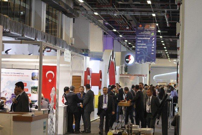 Tredaş Operasyon Merkezi, Dünya Enerji Kongresi'ne Katıldı