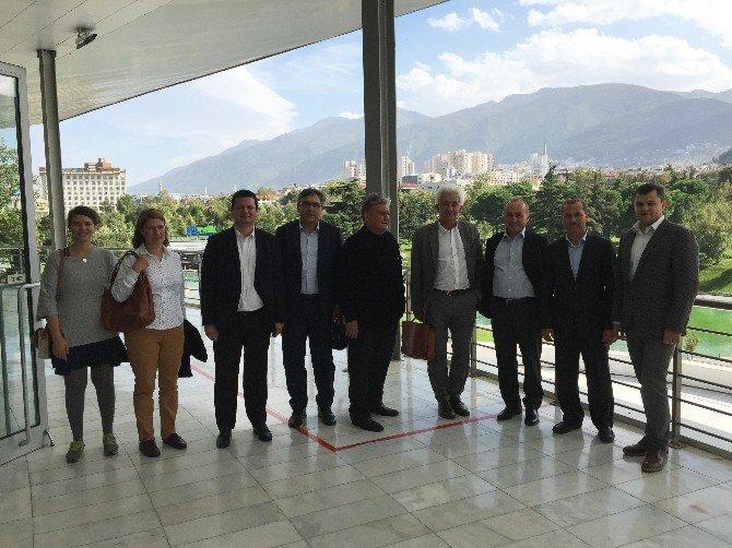 Kadıköy Belediyesi'nden Merinos Akkm'ye Ziyaret