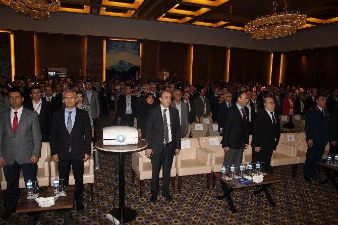 Uluslararası Havacılık Ve Uzay Teknolojileri Kayseri'de Konuşuldu