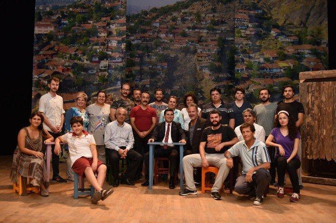 Kepez'de Tiyatro Sezonu Keşanlı Ali İle Başlıyor