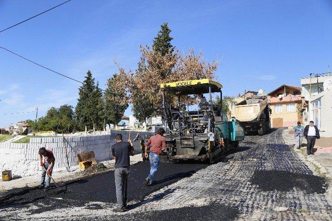 Kocahıdır Mahallesinde 9 Sokak Yenileniyor