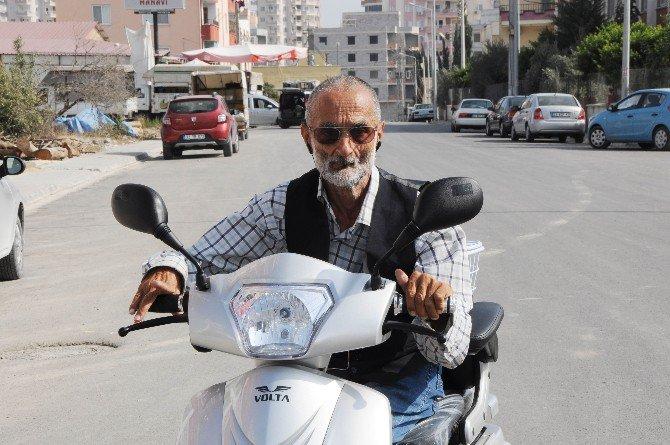 Spastik Felçli Emekli Gazeteciye Basın İlan Kurumu Sahip Çıktı