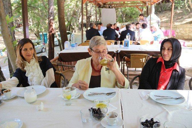 Canan Karatay, Mut Zeytin Ve Zeytinyağı Sempozyumu'na Katılacak