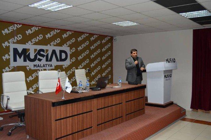 Müsiad'dan Sektör Kurulu Toplantısı