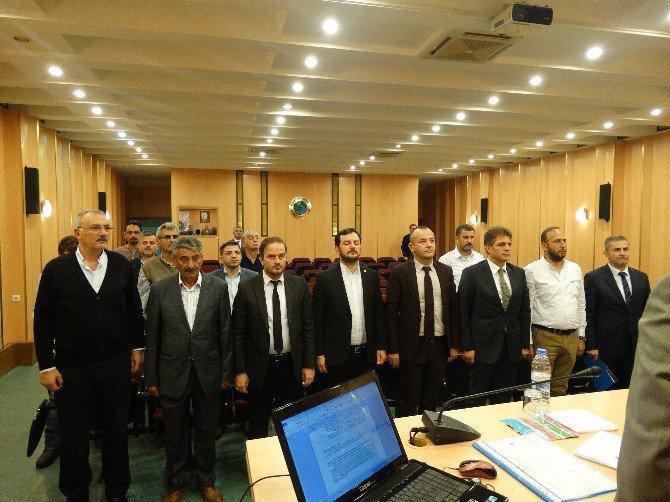 Arsin Osb'de Enerji Nakil Hattı Kapasitesi Arttırılacak