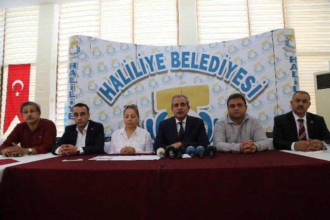 Şanlıurfa'nın Haliliye İlçesi 106 Belediyeye Ev Sahipliği Yapacak