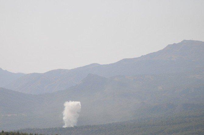 Şırnak'ta Terör Örgütü Pkk'ya Büyük Operasyon