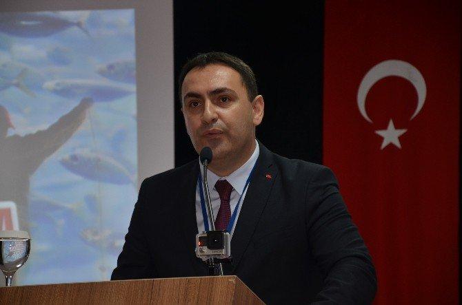 'Karadeniz Ve Balıkçılık Çalıştayı' Sinop'ta Başladı