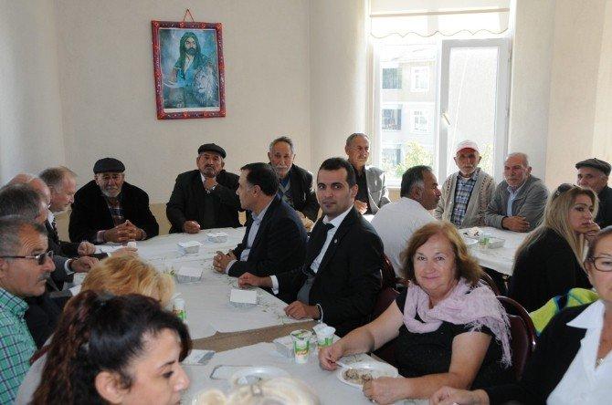 Başkan Vekili Çakır, Muharrem Ayı Aşure Gününe Katıldı