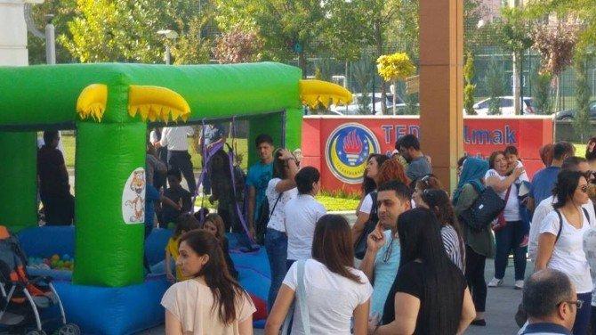 Ted Koleji'nde 'Dünya Çocuk Günü' Etkinliği Düzenlendi