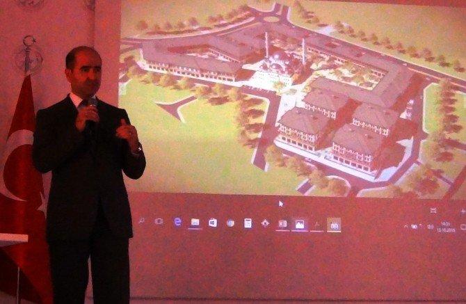 Erciş'te Kentsel Dönüşüm 1. Etap 1. Bölüm Projesi Halka Tanıtıldı