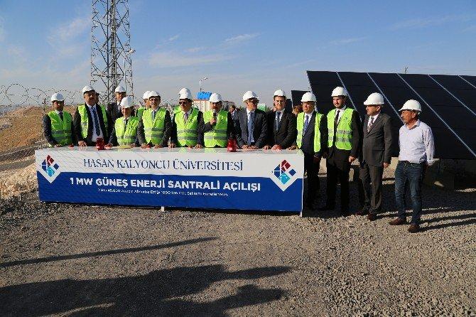 Yılda 2 Bin Megawatt Saat Elektrik Enerjisi Üretilecek