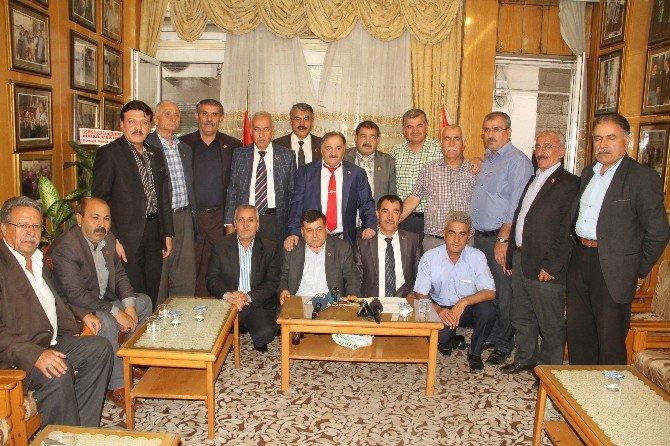 Gaziantep'te Deaş Mahallesi Bulunduğu İddiasına Muhtarlardan Tepki