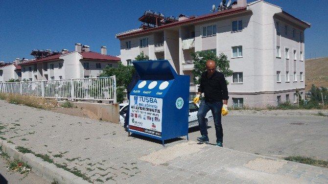 Tuşba Belediyesinden Çevre Denetimi