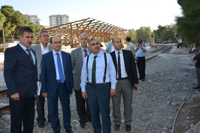 Vali Ömer Faruk Koçak, Söke'deki Yatırımları Yerinde İnceledi