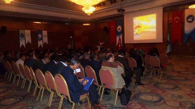 Van'da Peyzaj Projesi Kapanış Toplantısı